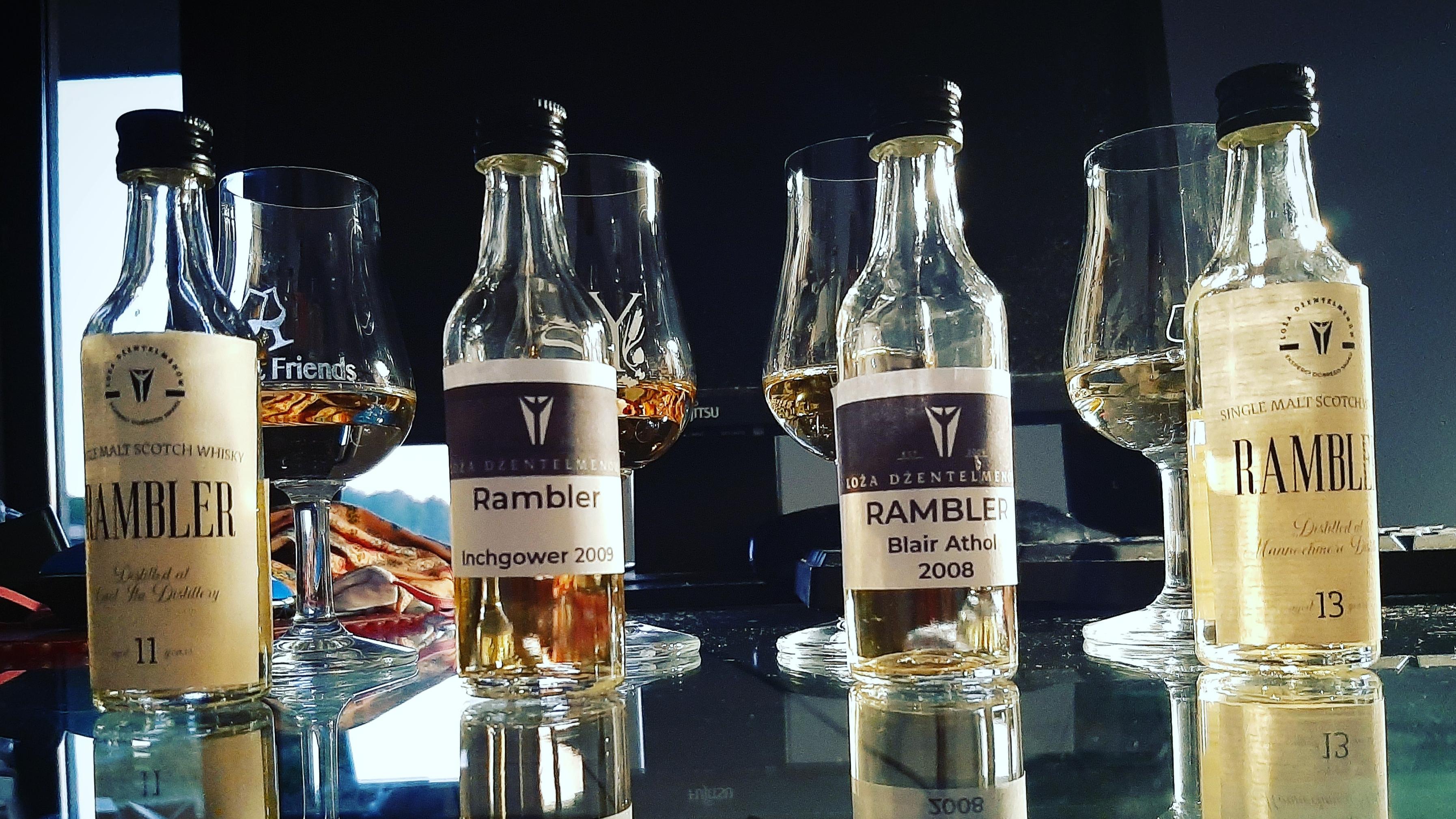 Rambler sample